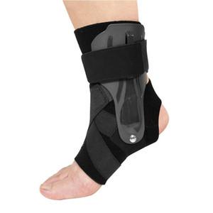 Ajustável Esporte Apoio Compression Magia Etiqueta Elastic Dor Guarda de protecção Pé Estabilizador Ankle Brace Bandage