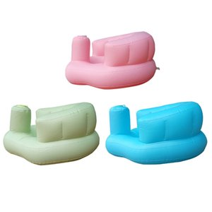 Baby Inflation Bath Tub Ring Seat Infant Child Toddler Kids Anti Slip Safety Toy Deals