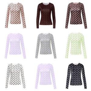 LCW 새로운 패션 공사 사무소 시스 달 셔츠 우아한 빈티지 가짜 Twinset 패치 워크 대비 폴카 도트 옷깃 벨티드 착용을 여자 # 373