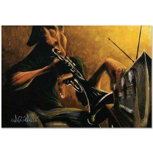 David Garibaldi Urban Tunes Home Decor Handpainted &HD Print Oil Painting On Canvas Wall Art Canvas Pictures 200928