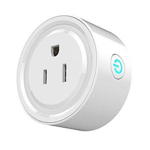 무선 -Fi 스마트 플러그 무선 소켓 콘센트 알렉사 그리고 Google 홈 IFTTT 없음 허브 필수, 원격 사용자 장치 어디서나 우리 와이파이 플러그를 제어