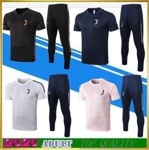 новые 2020 2021 взрослый костюм спортивный костюм 20 21 Pogba футбол рубашки поло Polo Комплект форменной одежды S-XXL