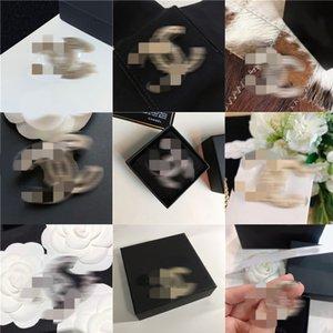 progettista europeo designer di gioielli spilla accessori vintage di alta qualità esplosione CC spilla regalo di moda di lusso hanno bolli di trasporto