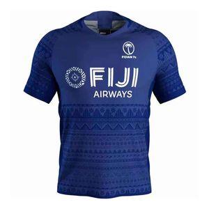 Top-Qualität 2019 2020 FIJI Home away Rugby Jerseys 19 20 National Rugby League Shirt nrl Trikot fiji sevens Shirts s-5xl