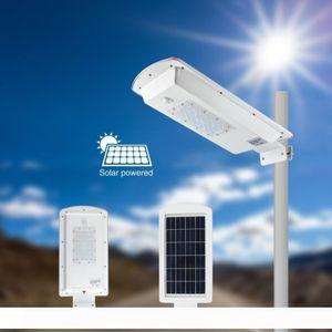 Solar Lamp 10W 15W 20W 30W 50W LED Street Light Outdoor Wall Lamp Waterproof Spotlight Super Bright Solar Led Street Light