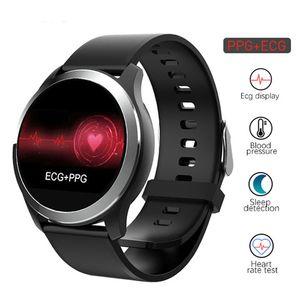 Z03 Smart Watch Men Sport Fitness Bracelet ECG PPG Blood Pressure Heart Rate Monitor Passometer Smartwatch Elderly IOS Android
