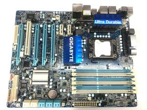 GA-X58A-UD3R Desktop-Motherboard X58 Motherboard LGA 1366 LGA1366 S1366 DDR3 SLI CrossFireX unterstützt Mit IO-Schild