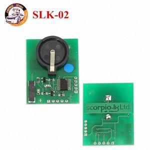 Scorpio LK эмуляторы SLK 02 Для Tan Go Key Программист С разрешения eYEj #