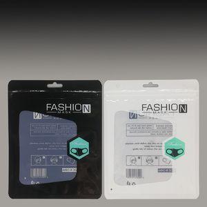 Universal paquet de détail Emballage Sac pour enfant adulte masque visage sacs Mode Pacakging 15 * 19cm Masques Opp Sac