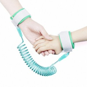 Child Anti-lost Rope 1.5M Kids Outdoor Activity Protection Prevent Loss Adjustable Safety Harness Child Wrist Leash OOA7497-1 xizf#