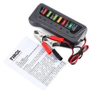 Metalldetektoren Batterietester 12V Analyzer Auto Diagnosewerkzeug Auto Scanner