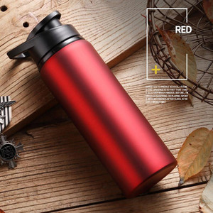 700ml Flask Vacuum Insulated Flask Stainless Steel Water Bottle Wide Mouth Outdoors Sport Bottle Travel Thermos Botttle
