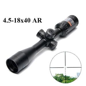 4.5-18x40 AR / 223 التكتيكية نطاق بندقية الهواء الطلق شبيكة البصرية البصر الصليب Riflescope المسافة الطويلة الصيد نطاقات