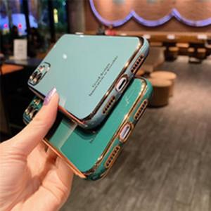 NEW SE2020 고품질 도금 카메라 보호 블링 케이스 아이폰 11 X 6 7 8