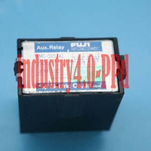 1PC USADO FANUC / FUJI AUX RELAY FMC-OASZ42 2A2B Testado lo em boas condições
