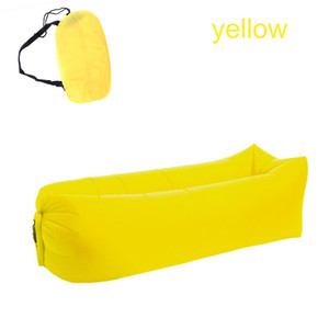 Sleeping Ultralight For Sofa Lazy Sleeping Inflatable Lounger Air Beach Bag Chair Bag Couch Bed Camping Camping Lake Garden Wosjv