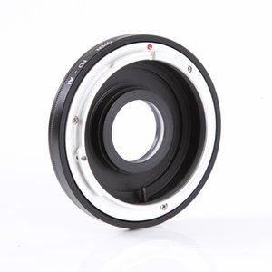 Glorystar anillo adaptador Canon FD / fc objetivo Para Nikon D810 D750 D7200 D3300 D5500 DSLR Cuerpo de la cámara W / vidrio + Len Caps FD AI -