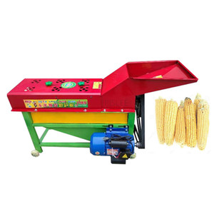 CE LEWIAO Hot 5T-80 KW Commercial Best Price Farm electric corn maize sheller thresher   corn peeling machine220v