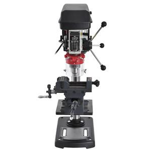 Мини Precision Многофункциональный Bench Drill Рабочая таблица Turning фрезерный станок Настольная подставка зажим Дрель Пресс-220V