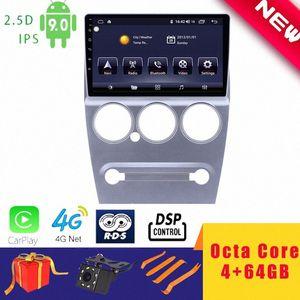 "C-Elysee Elysee 2008-2013 Kafa Birimi Octa Core DSP 2.5D + IPS 4G Carplay araba dvd ZBJ9 # 9"" Android 9.0 Araç Multimedya Oyuncu Stereo"