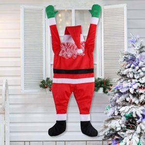 Santa Claus Adult Suit Costume Christmas Decoration Supplies