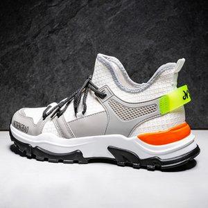 ACGICEA respirável Men Running Shoes respirável Light Weight Malha 2020 Sneakers esportes dos homens Jogging Outdoor Fitness Formação