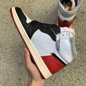 Дизайнер роскошь мода от Luxury новых 2020 мужских ботинки женщин мужских тапок белого кроссовка бездельников баскетбольных кроссовок безопасности размера 5-12