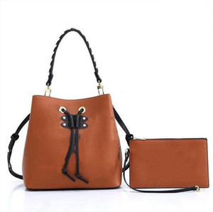 New Real Leather cross body neonoe bags fashion top quality CRAFTY women handbags purses messenger shoulder pockets Totes Cosmetic bag