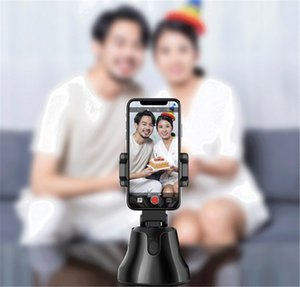 Apai Genie 360-Grad-Auto Tracking Smart-Shooting Selfie Stock-Gesicht Object-Tracking für Foto Vlog Live Video Telephonhalters