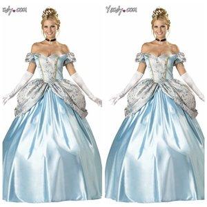 JucFU Sisi Court Halloween Service Cinderella Service Princess Schnee Kostüm Prinzessin Kleidung Cosplay