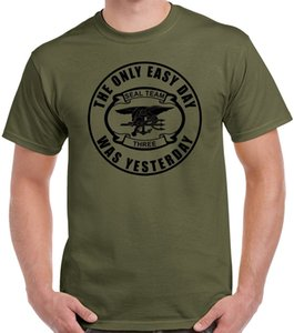 SEAL Team 3 T Shirt - Navy SEALs Naval Special Warfare -