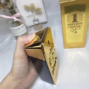 2020 New style Top Quality 1 MILLION 100ML perfume for Men with long lasting time good smell good quality perfect with best smell