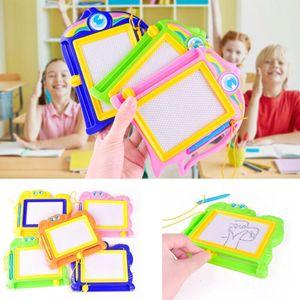 16 * 12 см Магнитная доска рисования Sketch Pad Doodle написание картины граффити дети Дети Обучающие игрушки