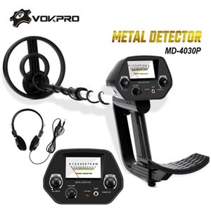 MD-4030P Металлоискатель Gold Detector Underground Metal Treasure Точное определение местонахождения Seeker Portable Gold Finder