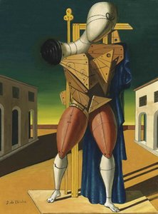 Giorgio De Chirico Trovatore Home Decor Handpainted &HD Print Oil Painting On Canvas Wall Art Canvas Pictures 7114