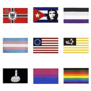 Australian National Bayrak Ücretsiz Kargo 3X5 FT 90 * 150cm Asma Avustralya Ulusal Bayrağı Ev Dekorasyon Bayrağı Banner # 762