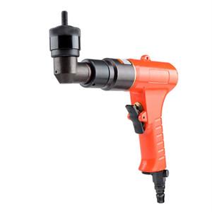Endüstriyel tip dirsek pnömatik perçin somunu tabancası 90 derecelik dik açı hava rahm tabancası riveter çekme perçin somunu çekme kap araçları