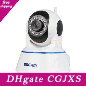 Escam Qf002 Hd 720p Ip Câmara visão nocturna 3 0,6 milímetros Len H 0,264 04/01 CMOS P2P Wifi CCTV IR Mini Dome Câmara