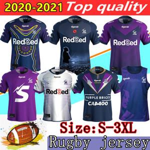 Melbourne Storm Rugby Jersey 2020 Indigene Gedenkrichter 19/21 NRL Rugby League Jerseys Australien Rugby League Jersey Größe S-3XL