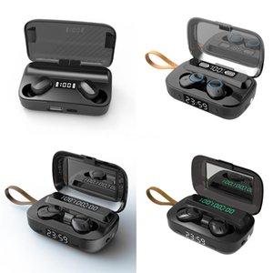 A9 TWS Bluetooth Earphones True Wireless Earbuds 8 Hours Music Bluetooth 5.0 Wireless Earphone Waterproof Sport Headphone#752