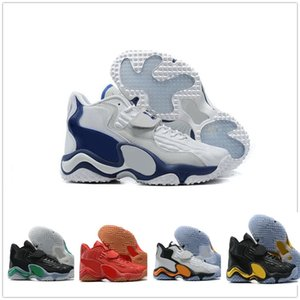 20. Jahrestag Zoom Turf Jet 97 Sanders Basketball-Schuhe Trainingsschuhe Discount Günstige Dropping Accepted Sport Laufschuhe 2020 Männer
