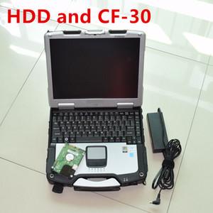 occasion ordinateur portable CF30 avec 2020.8v 1000Go hdd mode expert ISTA pour BMW outil de diagnostic plugplay