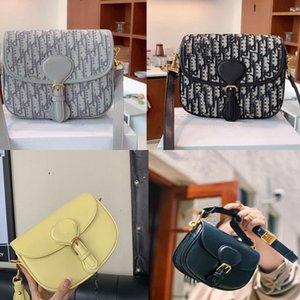 2020 Dioss nouveau-né BOBBY luxe pour femmes filles concepteur sac à rabat classique monogrammes Messenger Sac à bandoulière sac banane Sac à bandoulière mSHz #