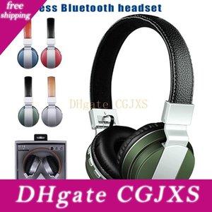 Bt008 Bluetooth drahtlose Kopfhörer Universal-Crs 4 .1 Bluetooth folable Stereo-Kopfhörer-Headset Hansfree mit Kleinpaket