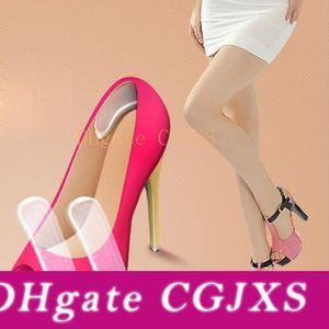 New Fashion palmilhas para calçados Gel Silicone Heel Cushion Protector de Sapato Inserir Pad Palmilha Drop Ship