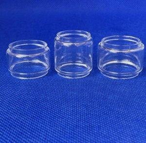 Burbuja convexa de Fatboy Bombilla para Vandyvape Vandy Vape Berserker BSKR MTL 4.5ML TANQUE DE RTA V1.5 MINI 2ML Reemplazo de extensión de tubo de cristal
