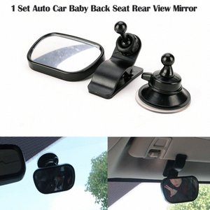kongyide Intérieur Miroirs bébé Miroirs ajustables large voiture arrière banquette arrière Rétroviseur intérieur Seat Safety Car Mirror Moniteur auxiliaire PzXB #