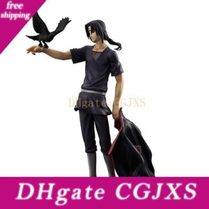 Bonecos Naruto Figure Uchiha Itachi Action Figure 230mm Figura Pvc Naruto Itachi Collection Model Anime Figurine Naruto A230