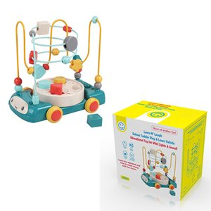 TBA2378 Baby gift Learn N' Laugh Toddler 12m+ Play & Learn Station Educational Toy Set With Lights & Sound! Toy for kid