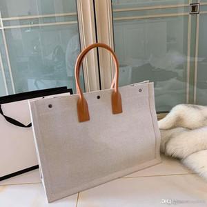 diseñador diseño Paris alta calidad de la moda clásica de las nuevas señoras bolso retro bolsa de compras de la lona estilo nacional.